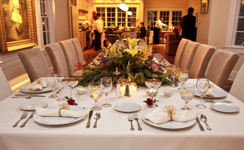Catering Formal Dinners On Cape Cod